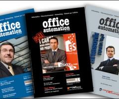 Articolo dedicato ad Edok sulla rivista Office Automation