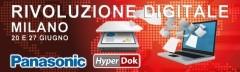 """Panasonic e Edok presentano il workshop """"Rivoluzione Digitale"""""""