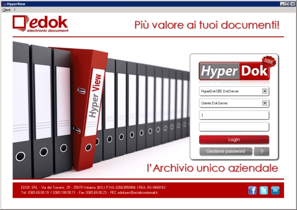 HyperDok_SBE_login