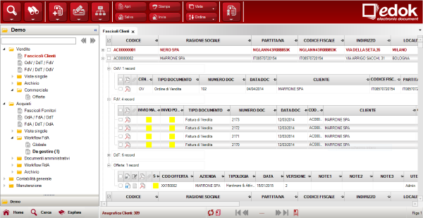 Gestione documentale software download