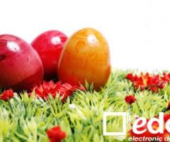 Buona Pasqua da Edok