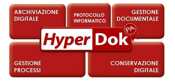 HyperDok Pubblica Amministrazione
