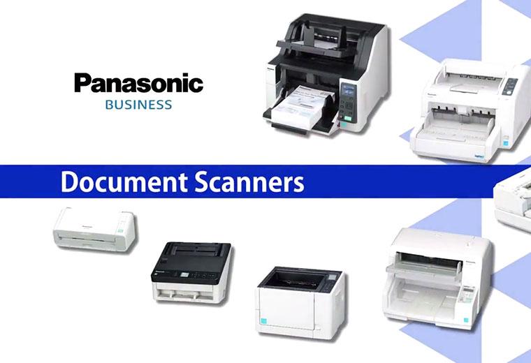 scanner panasonic